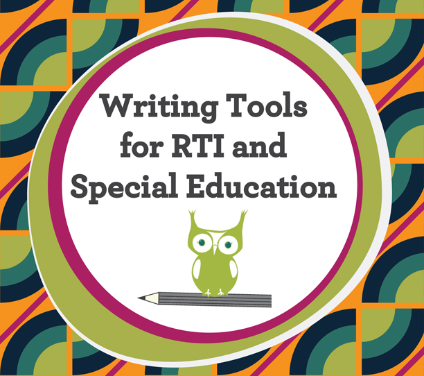 Special Education Lesson Plan
