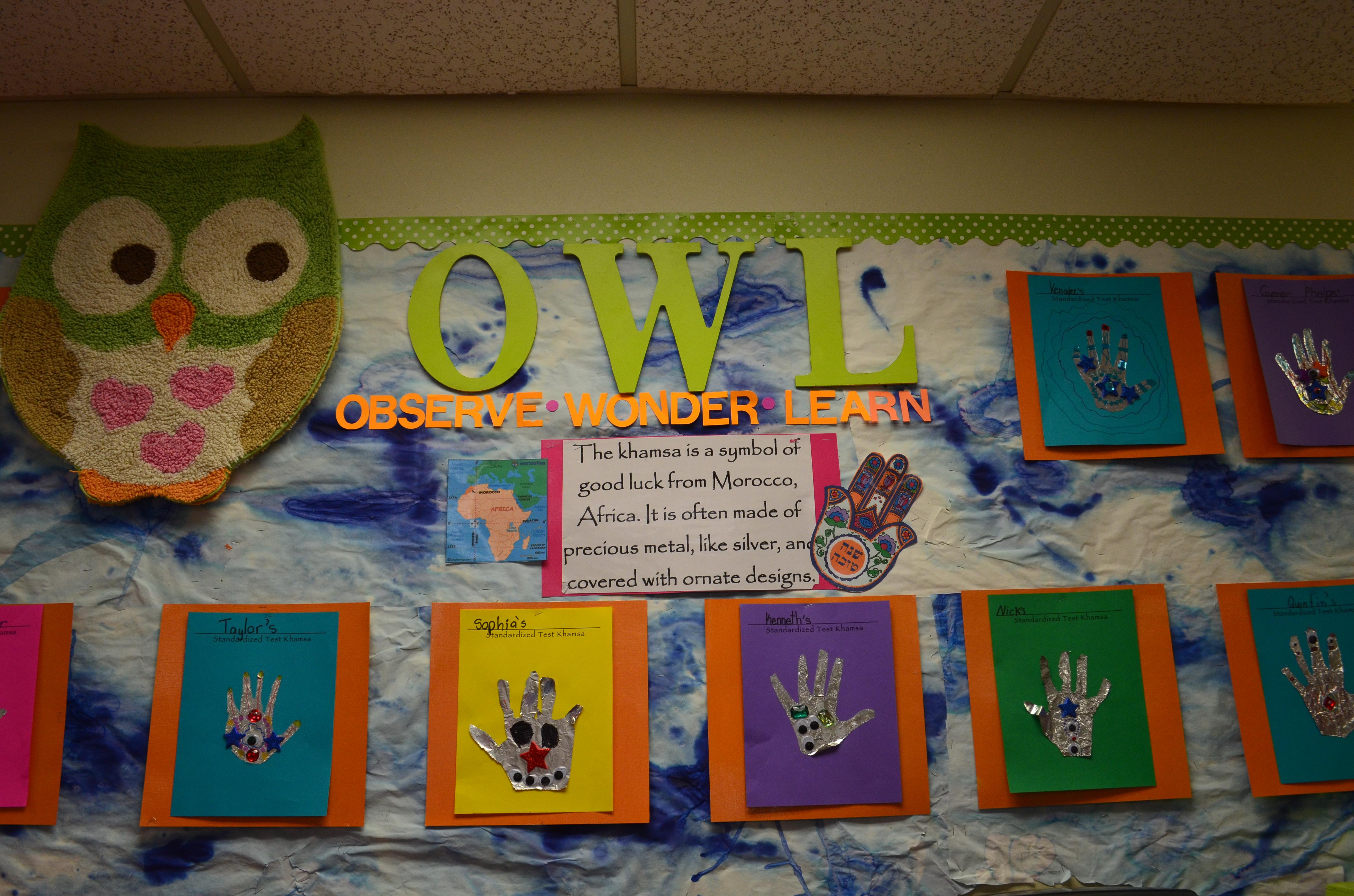 Khamsa--OWL board