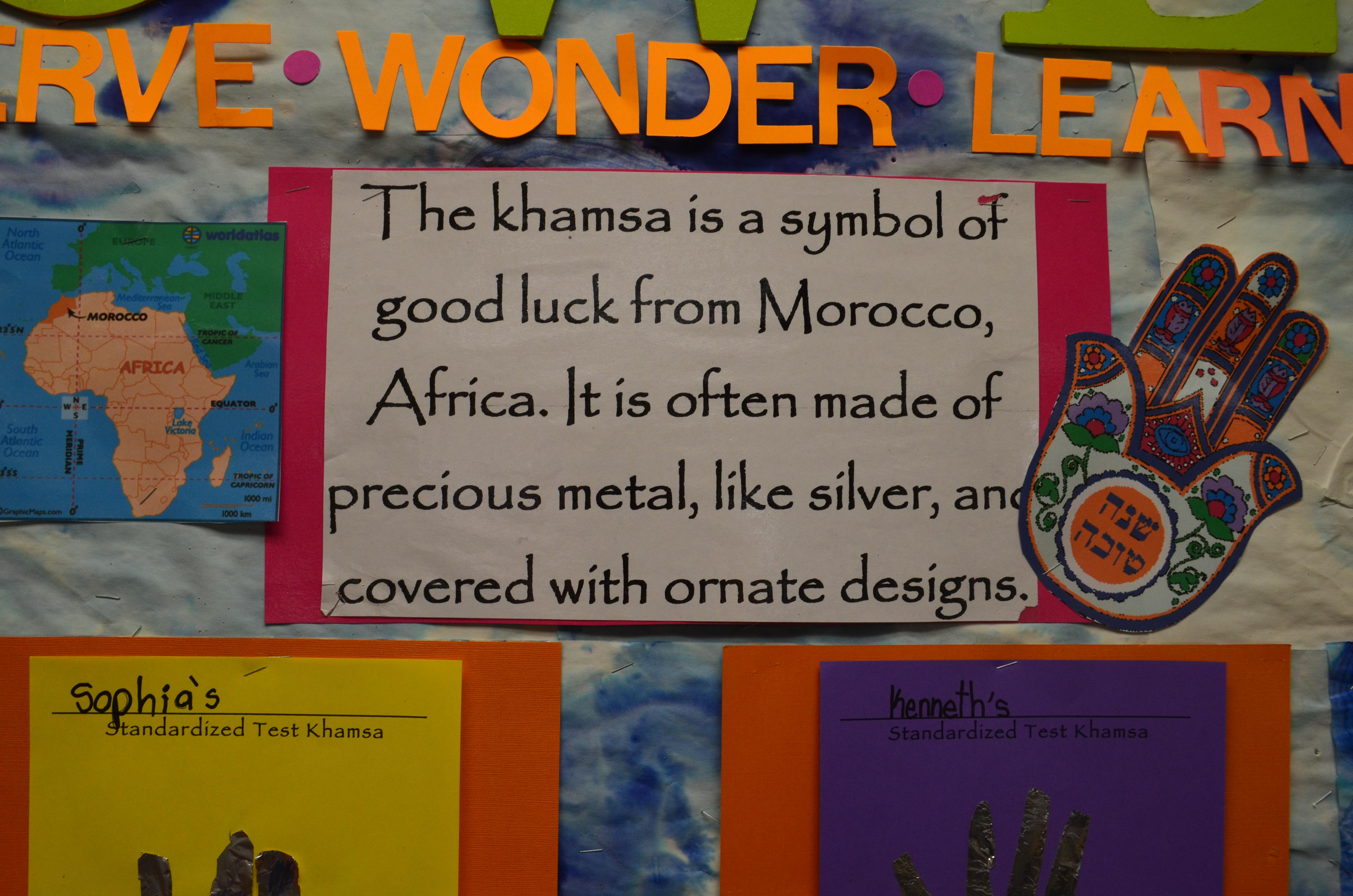 Khamsa--definition