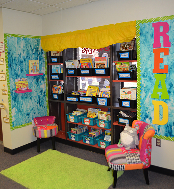 Classroom library