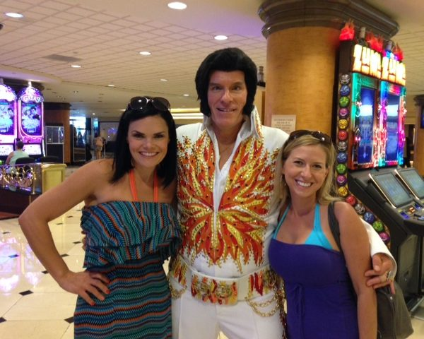 The first Elvis of the trip
