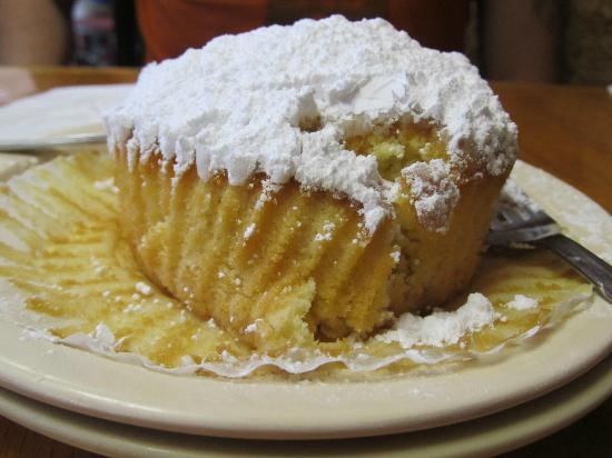 key lime muffin