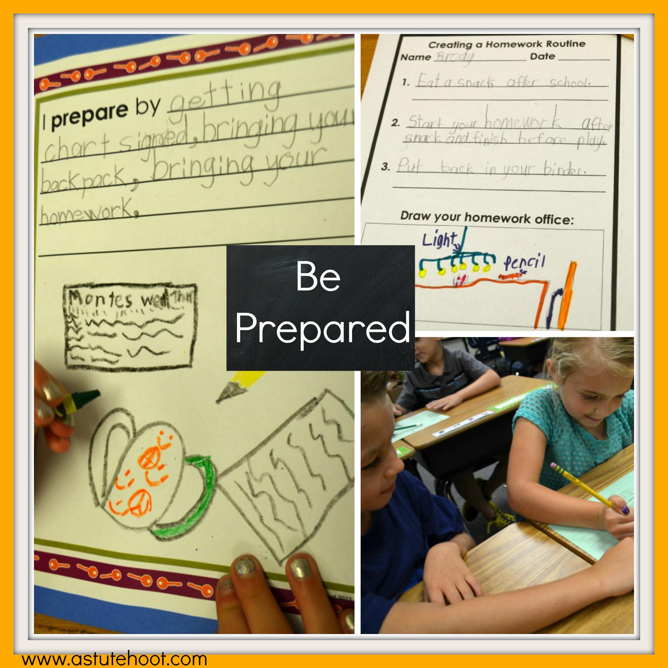 Golden Keys to Success, classroom management plans, behavior modification