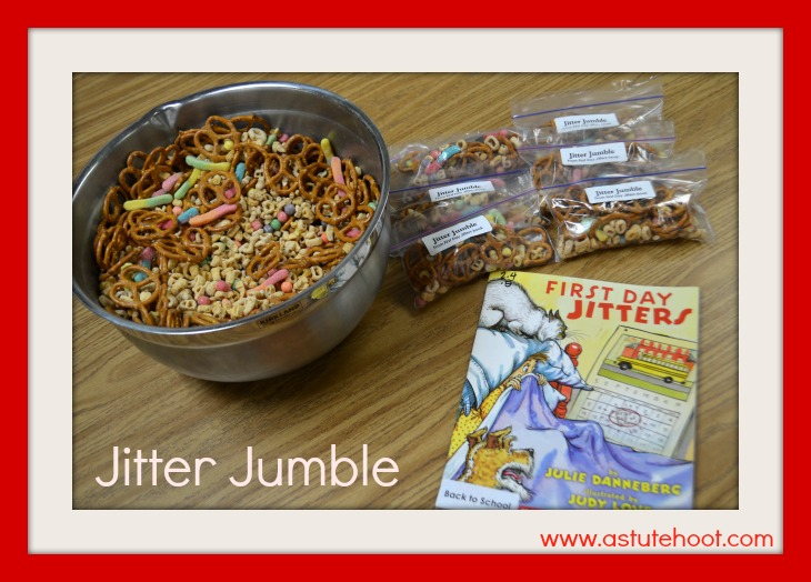 Jitter Jumble