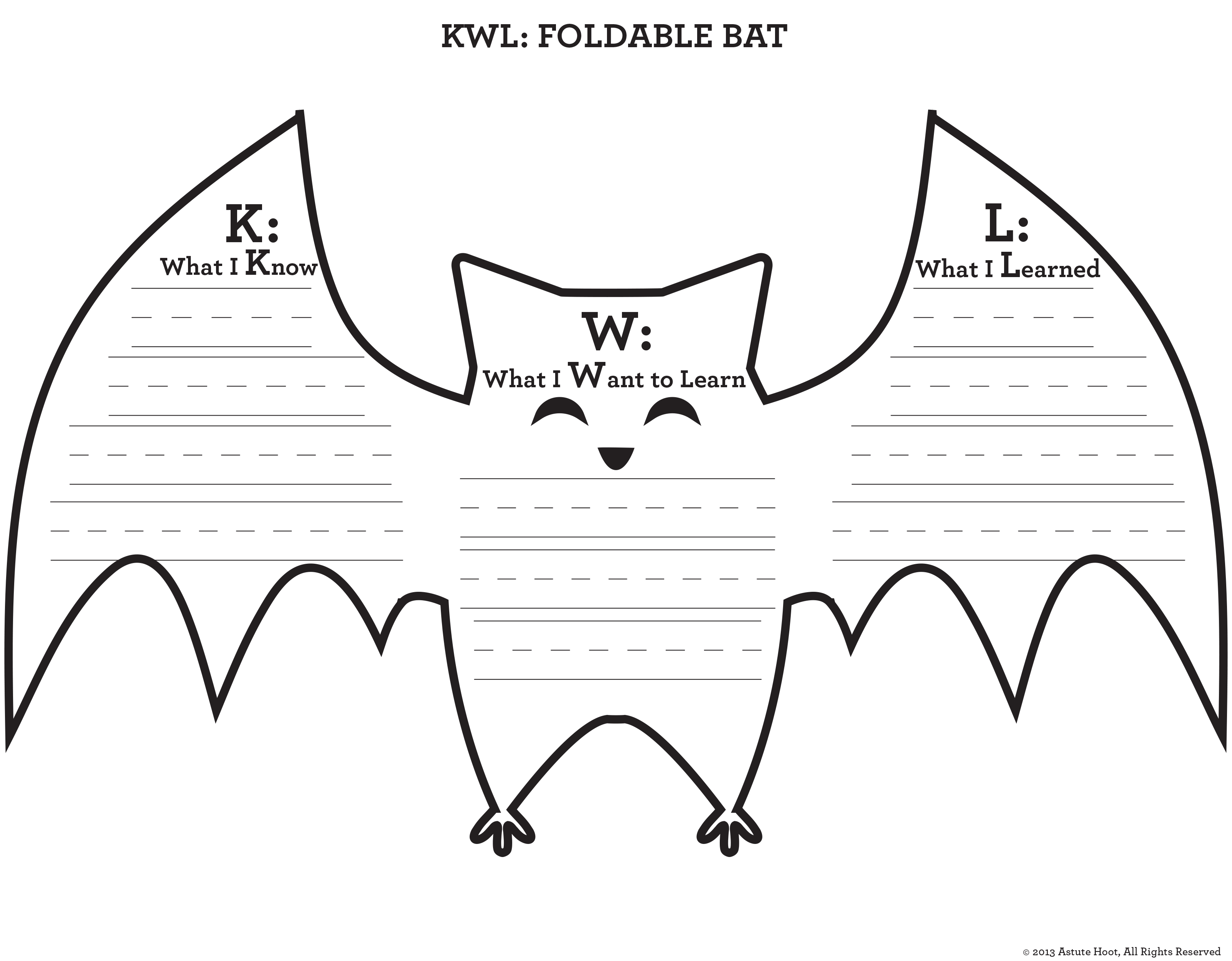 Stellaluna Bat Nonfiction Study Halloween Astute Hoot