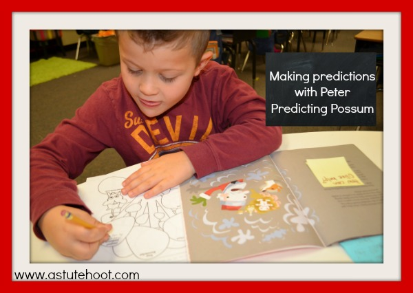 Making predictions with Peter