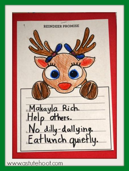 Reindeer promises