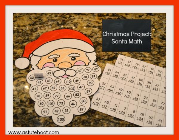 Santa math