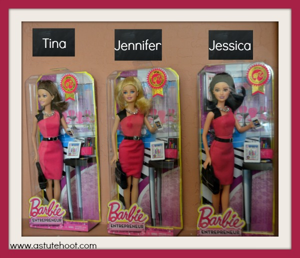 Barbie Entrepreneurs