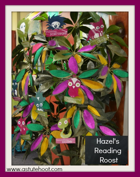 Hazel's Reading Roost 2
