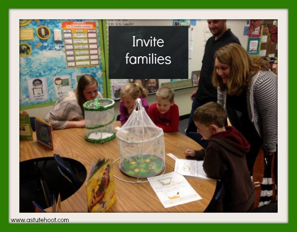 Invite families