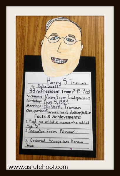 Harry Truman report