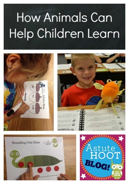 How Animals Can Help Children Learn Collage